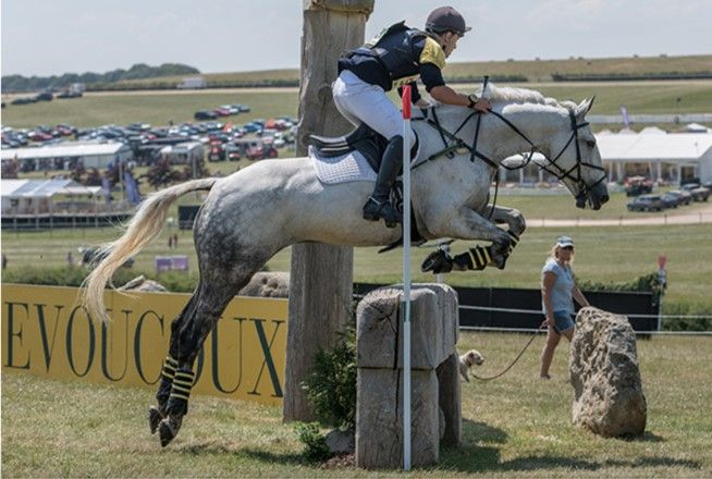 2 to 5 July - Barbury International Horse Trials