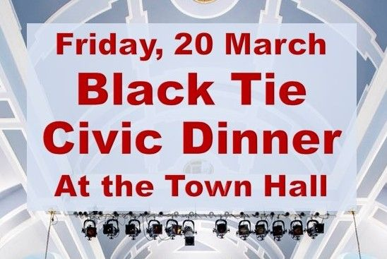 20 March - Civic Dinner