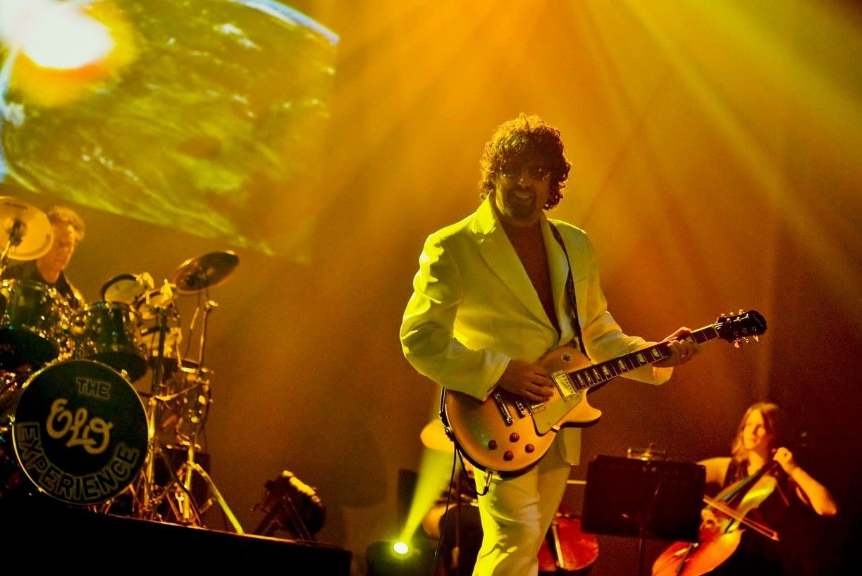 31 July - The ELO Experience