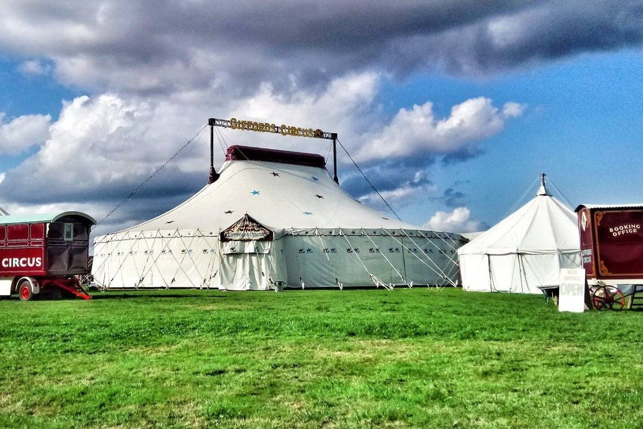4 to 7 September - Giffords Circus