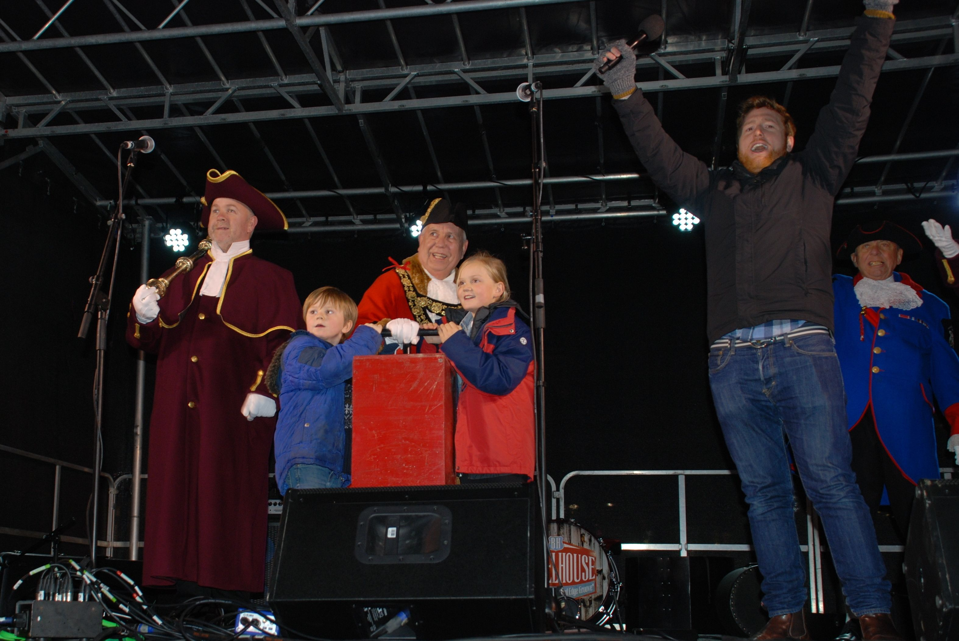 Christmas Switch-on 2019