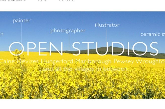 Weekends in July - Open Studios Virtual Art Trail