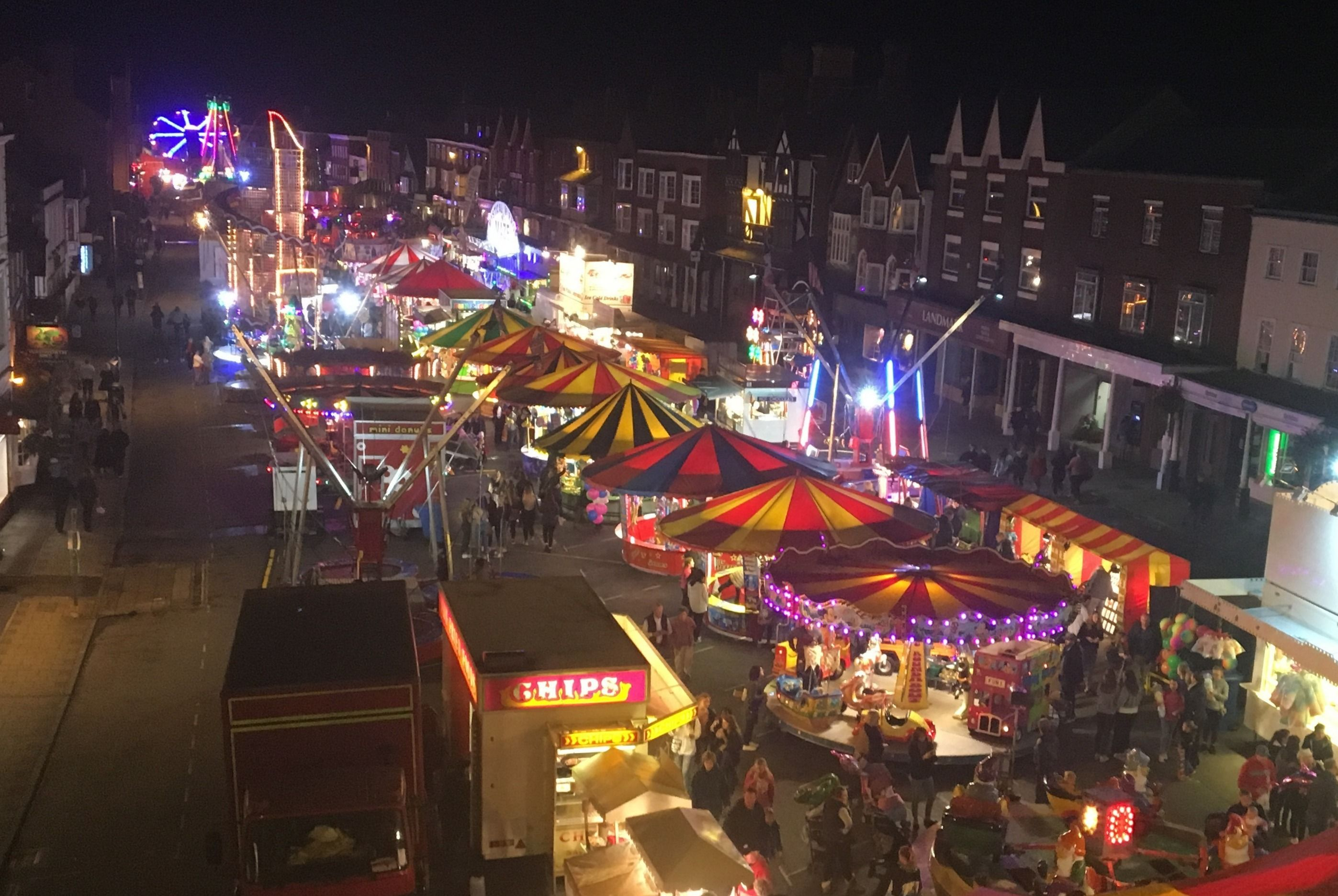 17 October - Mop Fair
