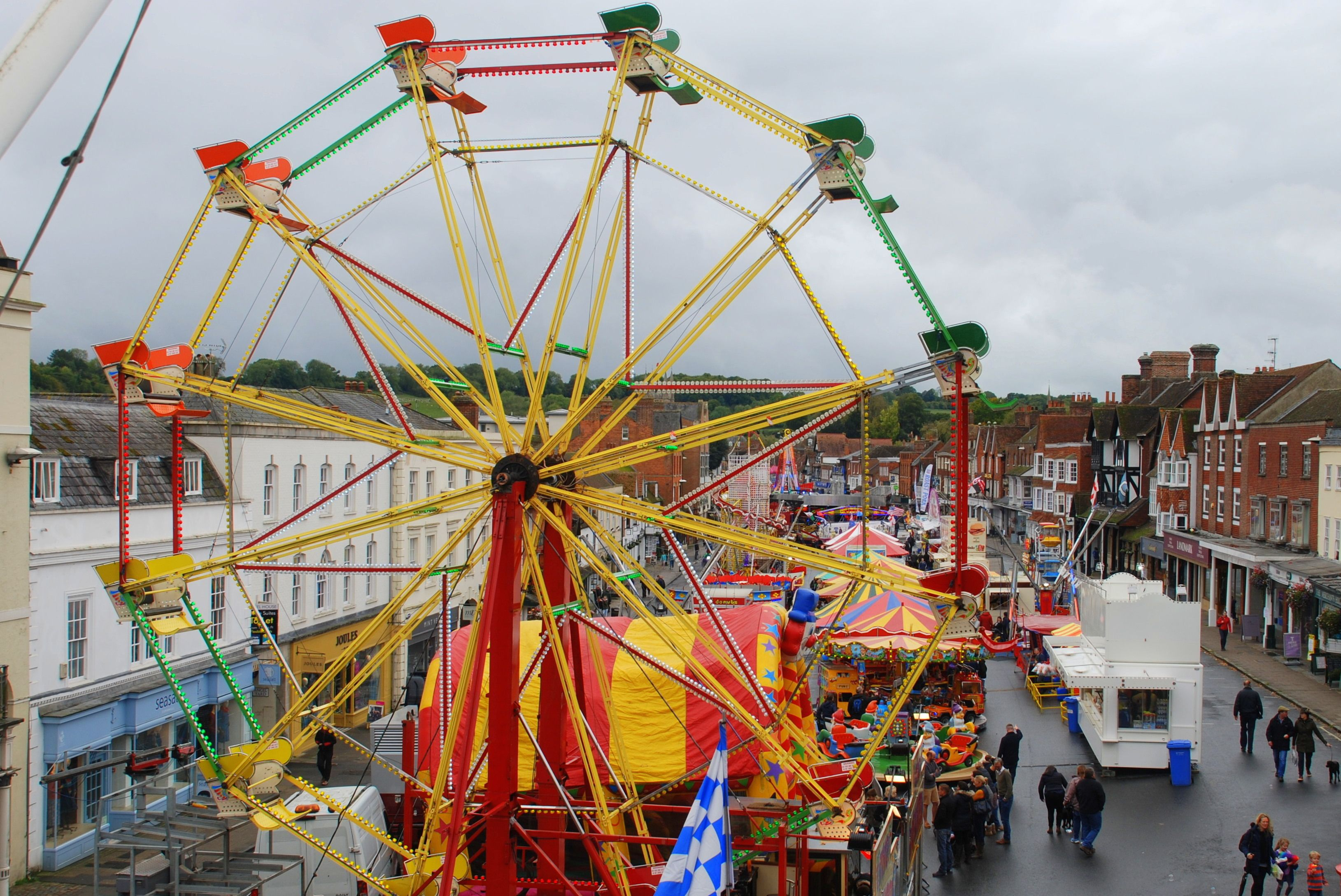 9 October 2021 - Mop Fair